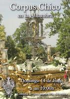 La Alhambra (Granada) - Corpus Christi 2015