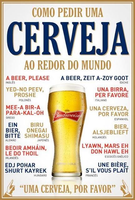 Come pedir uma cerveja ao redor do mundo