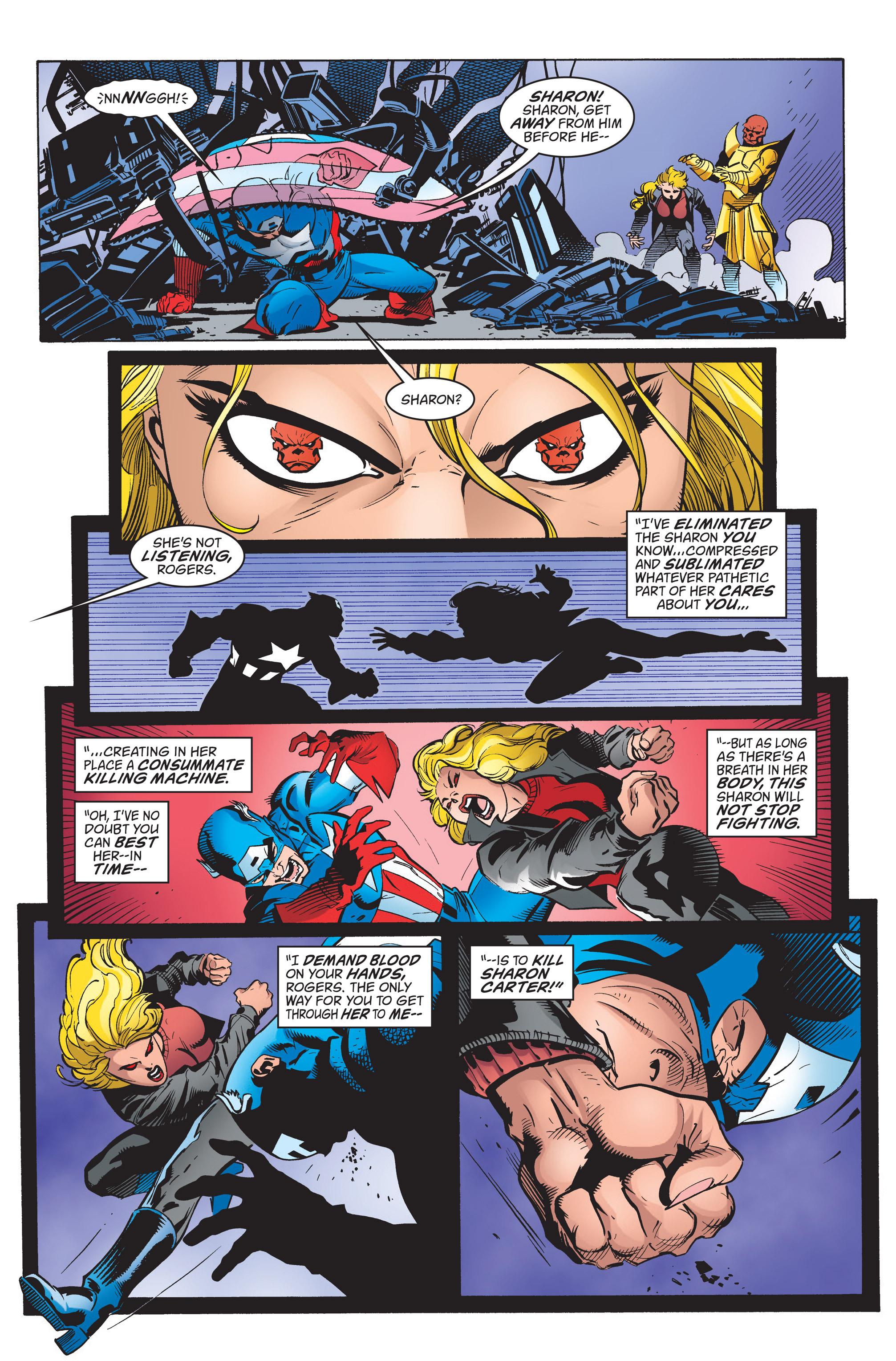 Captain America (1998) Issue #19 #25 - English 16