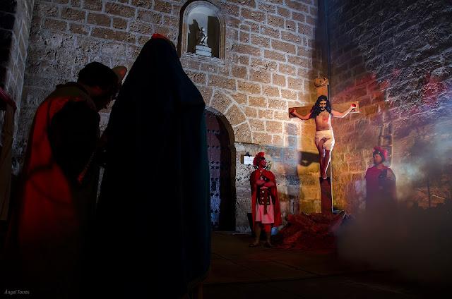 Pasos Valdepeñeros de Semana Santa