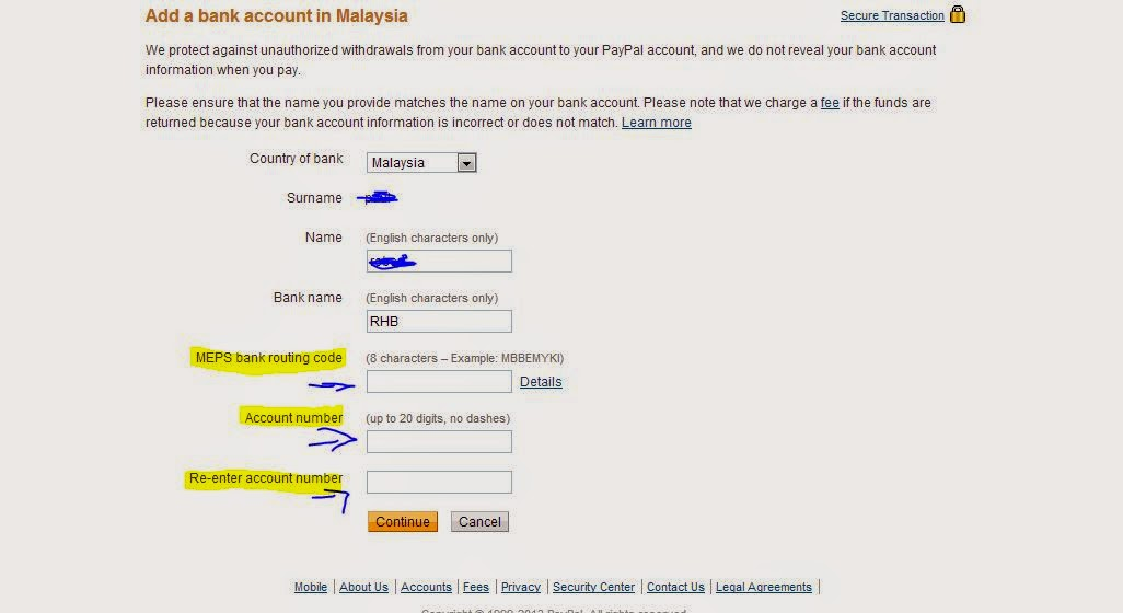 how to open rhb bank account