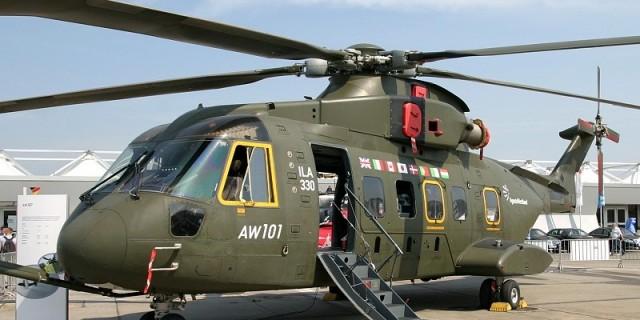 Heli Agusta Westland AW-101