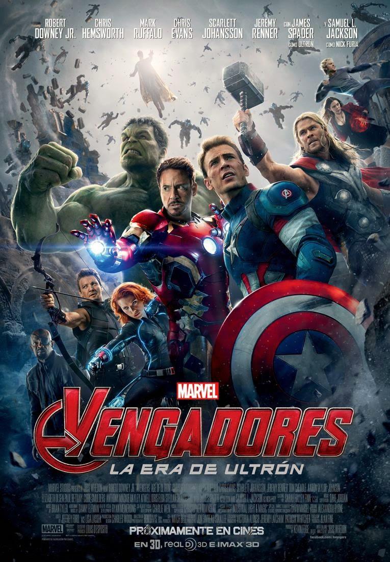 Los Vengadores: La era de Ultrón (2015) online Gratis