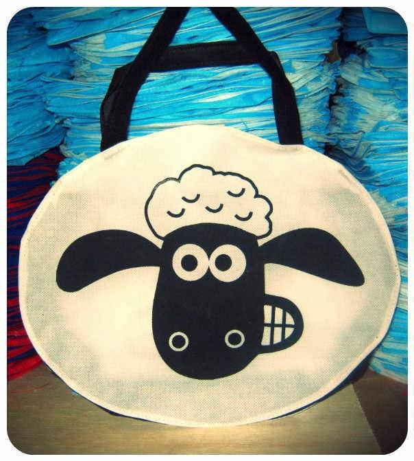 Tas Ulang Tahun Murah Shaun the Sheep