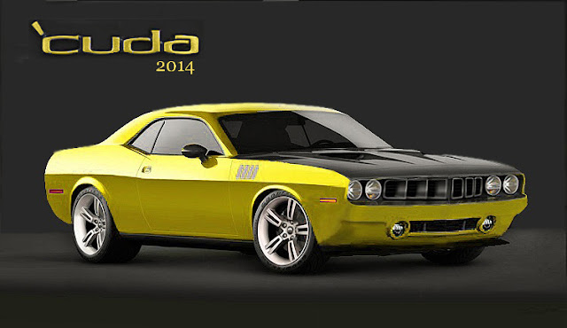 """These """"Muscle Cars"""" Must Never Lose The Retro Look OR They Will Fail! PART 3 - Challenger"""