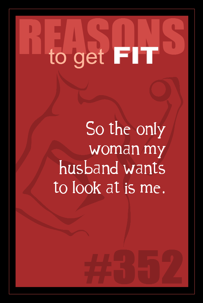 365 Reasons to Get Fit #352