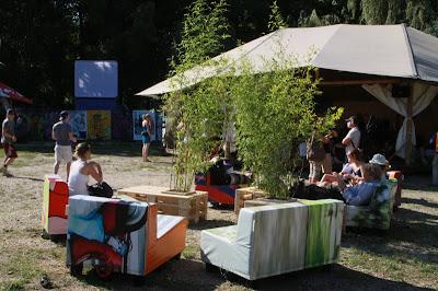 Sziget Festival 2011, Omen