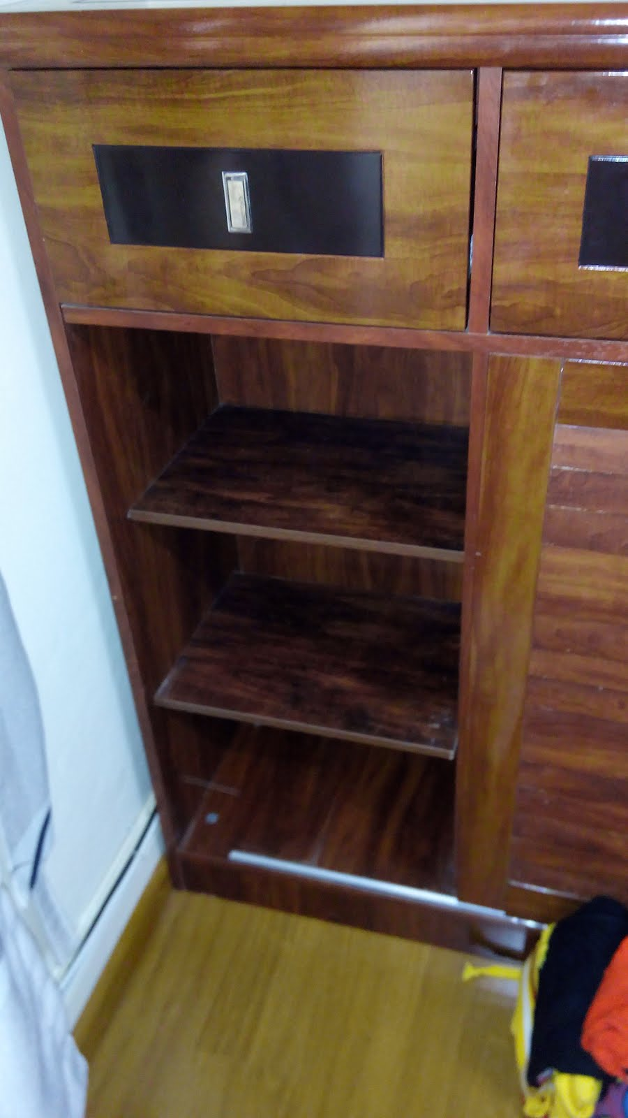 Nairobimail wooden wardrobe cabinet for sale for Kitchen drawers for sale