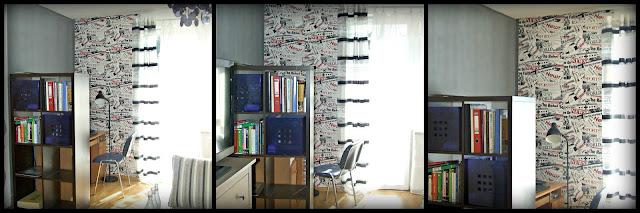 jak stworzyć biuro w małym mieszkaniu Eco Manufaktura