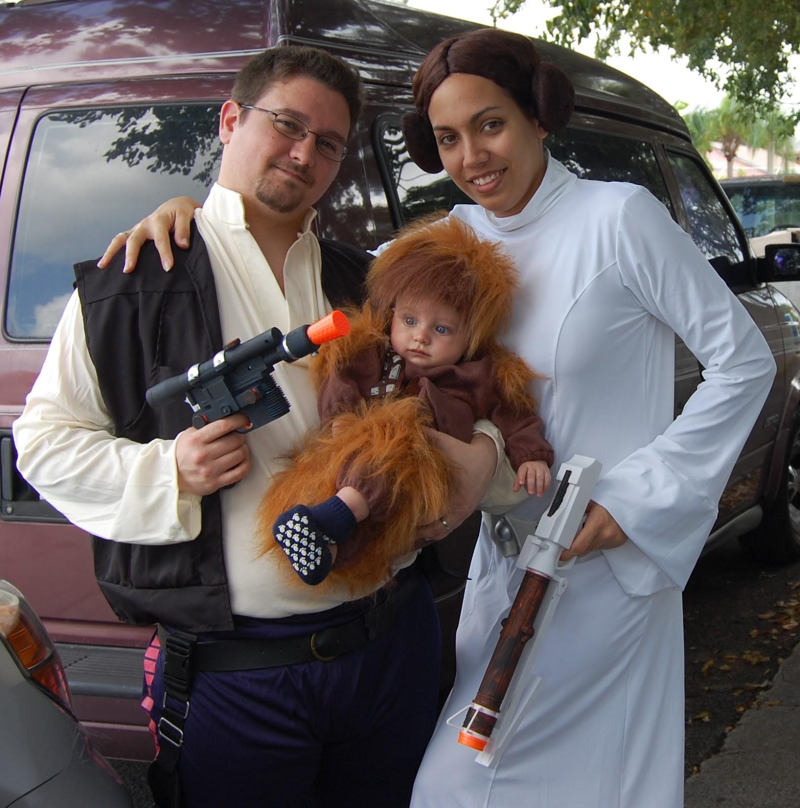 Han Solo Princess Leia Costume ...  sc 1 st  cruiseshipdjs.info & Han Solo Princess Leia Costume