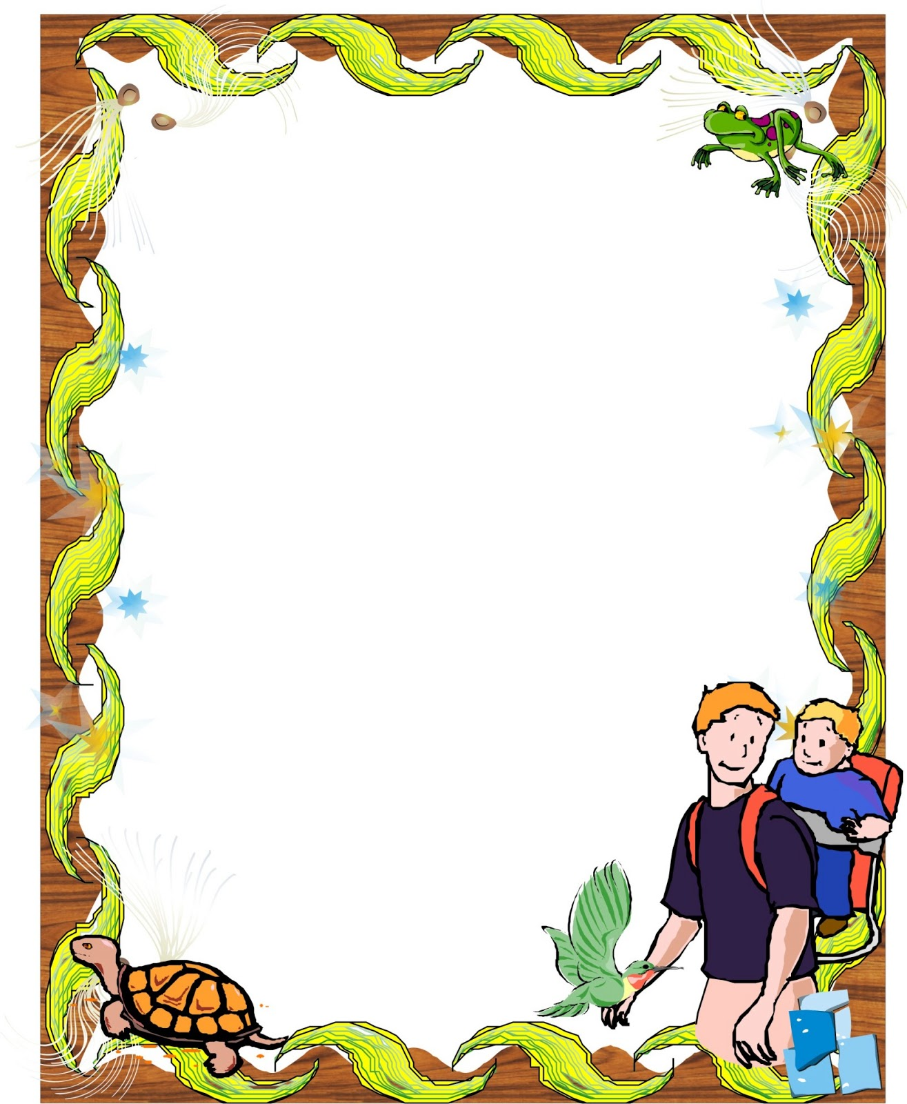 BORDERS FOR KID: DESCARGA GRATIS DISEÑO GRAFICO CARATULAS
