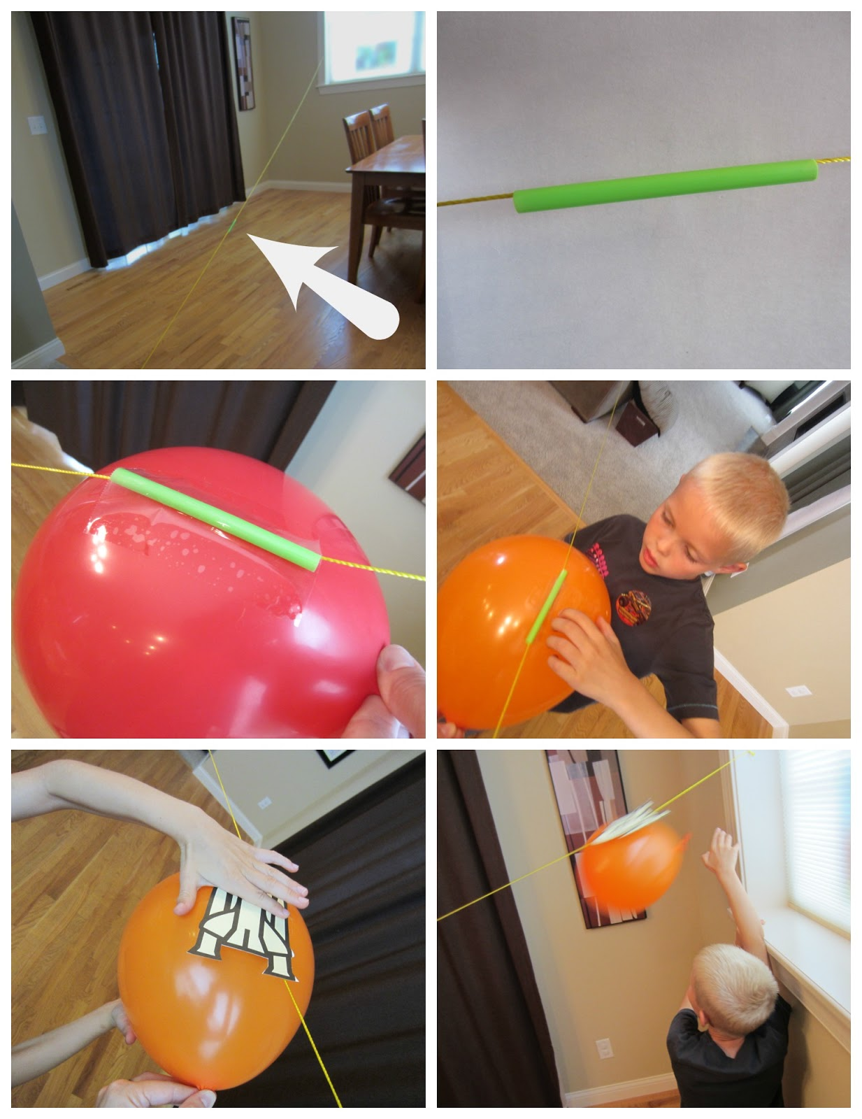 Relentlessly fun deceptively educational 2 air powered rockets