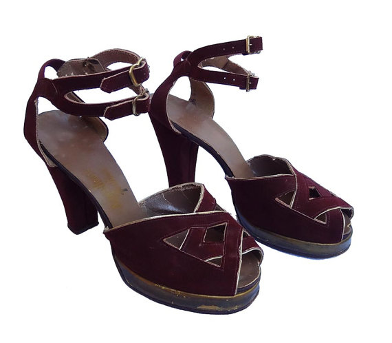 Chaussures style annees 40 - Style annee 40 ...