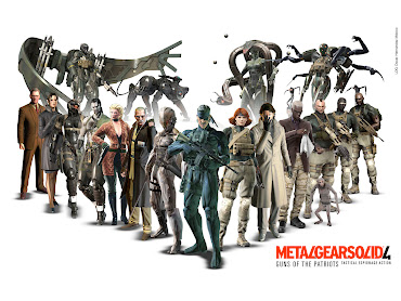 #35 Metal Gear Solid Wallpaper