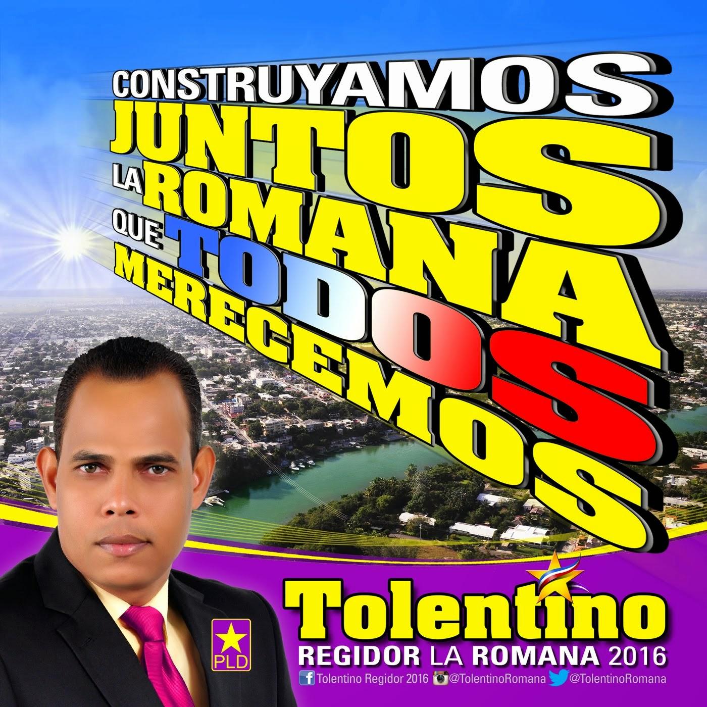 TOLENTINO REGIDOR