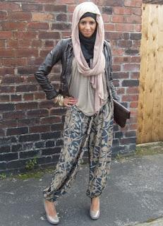 Trend Model Baju Muslim Casual Modern Terbaru 2016