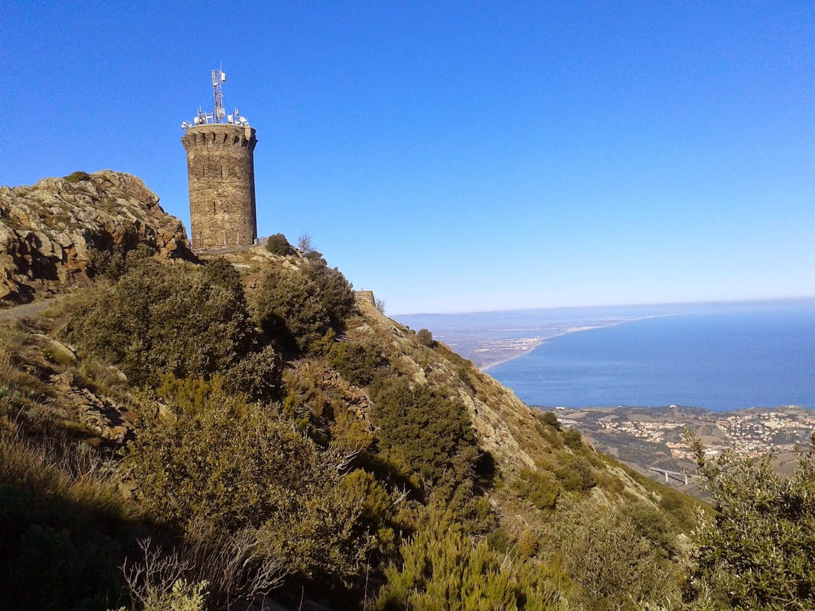 Torre de Madeloc (El repte dels 100 cims)