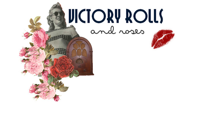 Victory Rolls and Roses