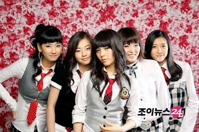Grup Musik Wanita Korea