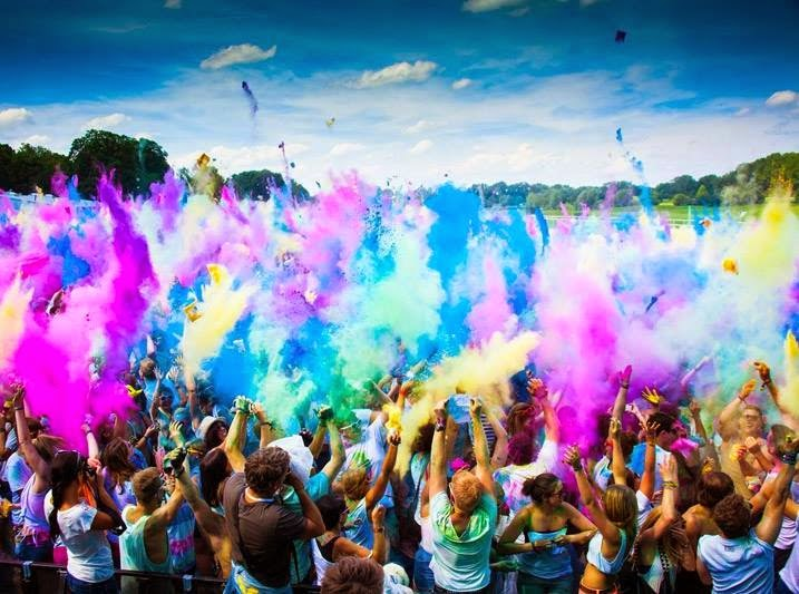 Holi Colour Festival Johannesburg Holi Festival of Colours