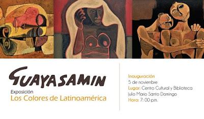 Guayasamín en Bogotá