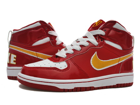 on sale 833af 0ee08 ... where to buy colorsthe middle part of the nike big red transformers  shoes is white.
