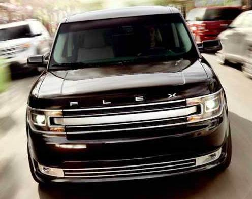 car redesigned ford review flex