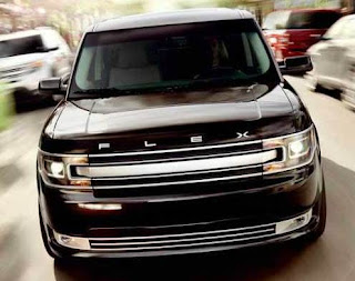 2017 Ford Flex Redesigned