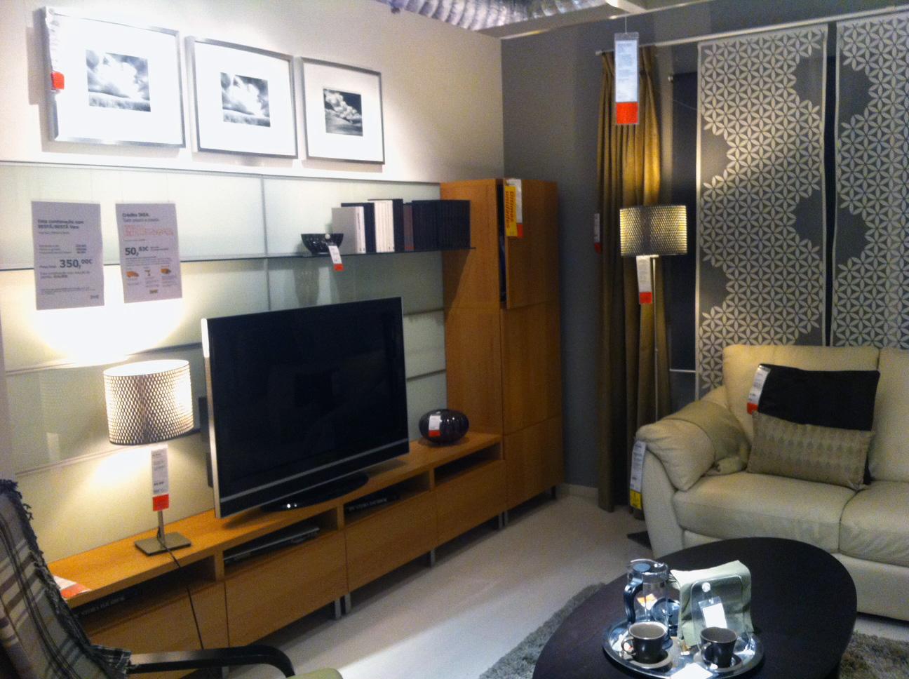 Bricolage e decora o ikea ideia decorativa para sala - Entraditas pequenas ikea ...
