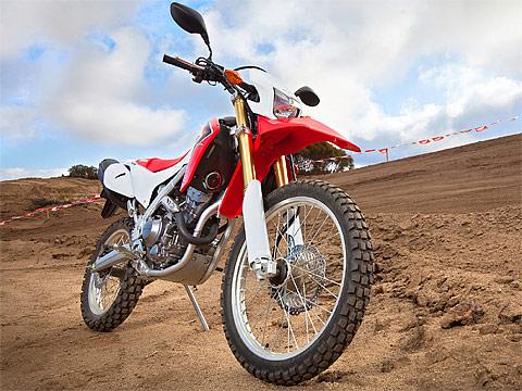 Gambar Motor  Honda CRF250L 2013, 480x360 pixels