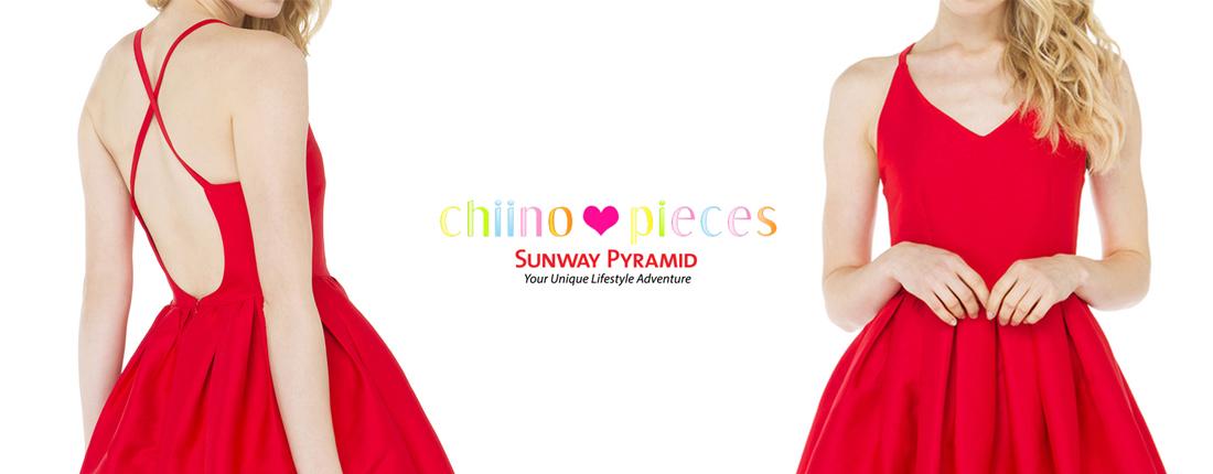 CHIINO ♥ PIECES