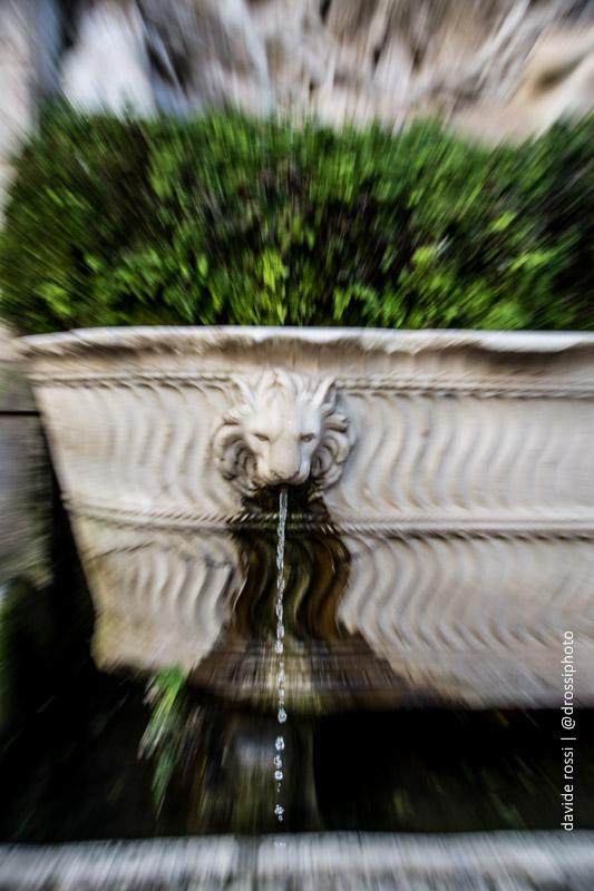 zoom blur technique