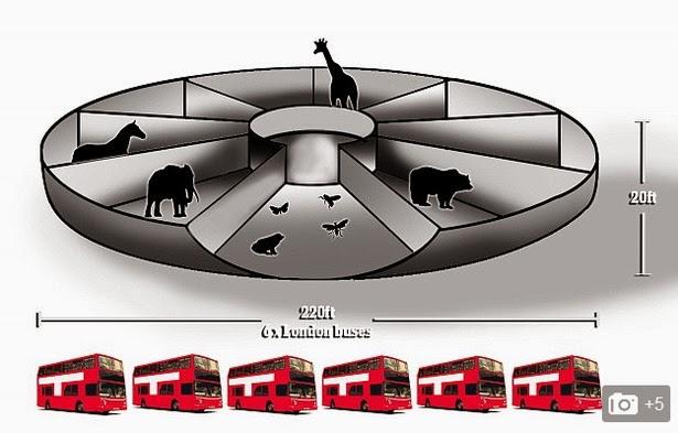 Una tablilla tiene planos de cómo pudo ser el arca de Noé Arca+de+noe2