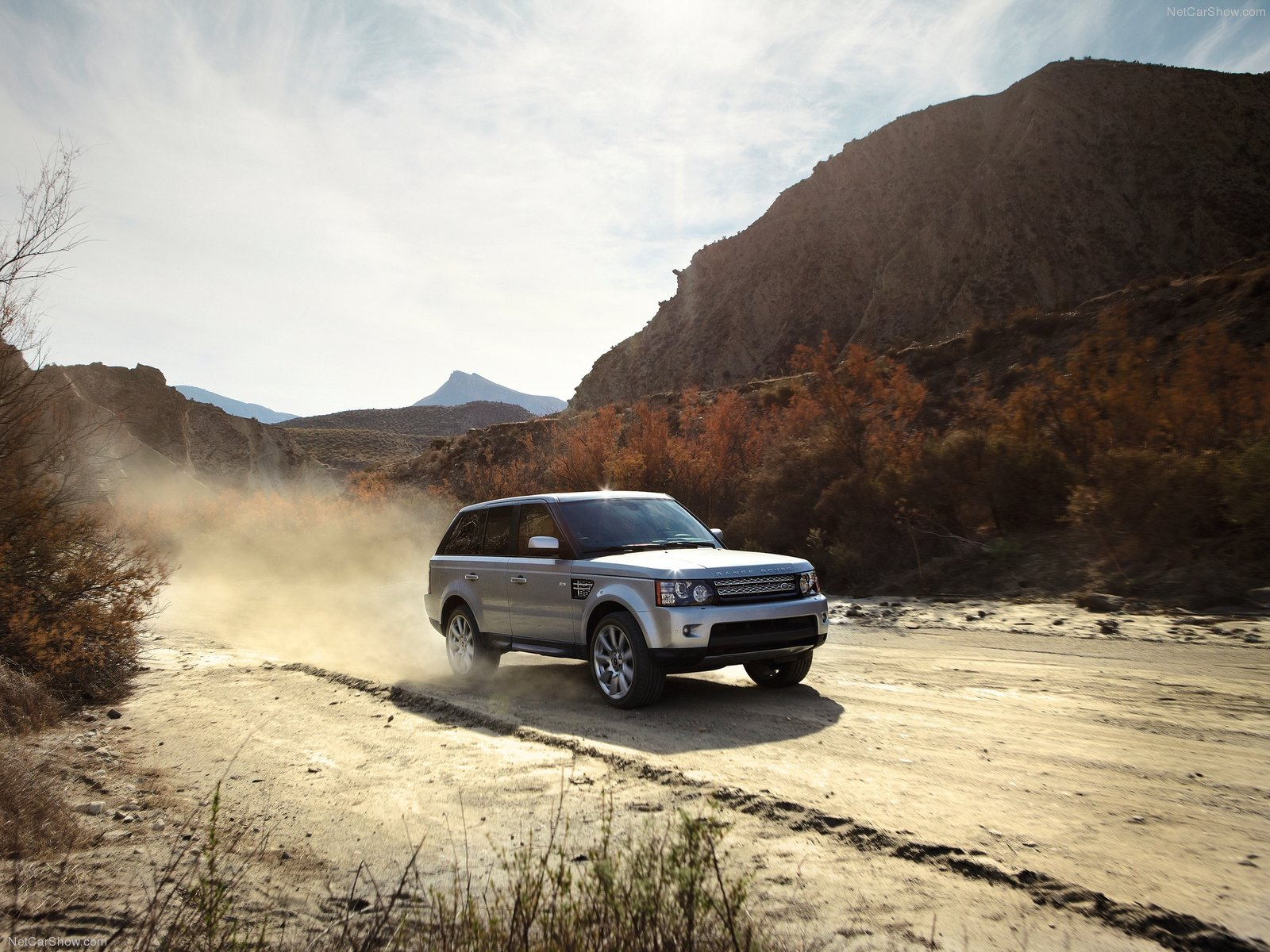 Hình ảnh xe ô tô Land Rover Range Rover Sport 2013 & nội ngoại thất