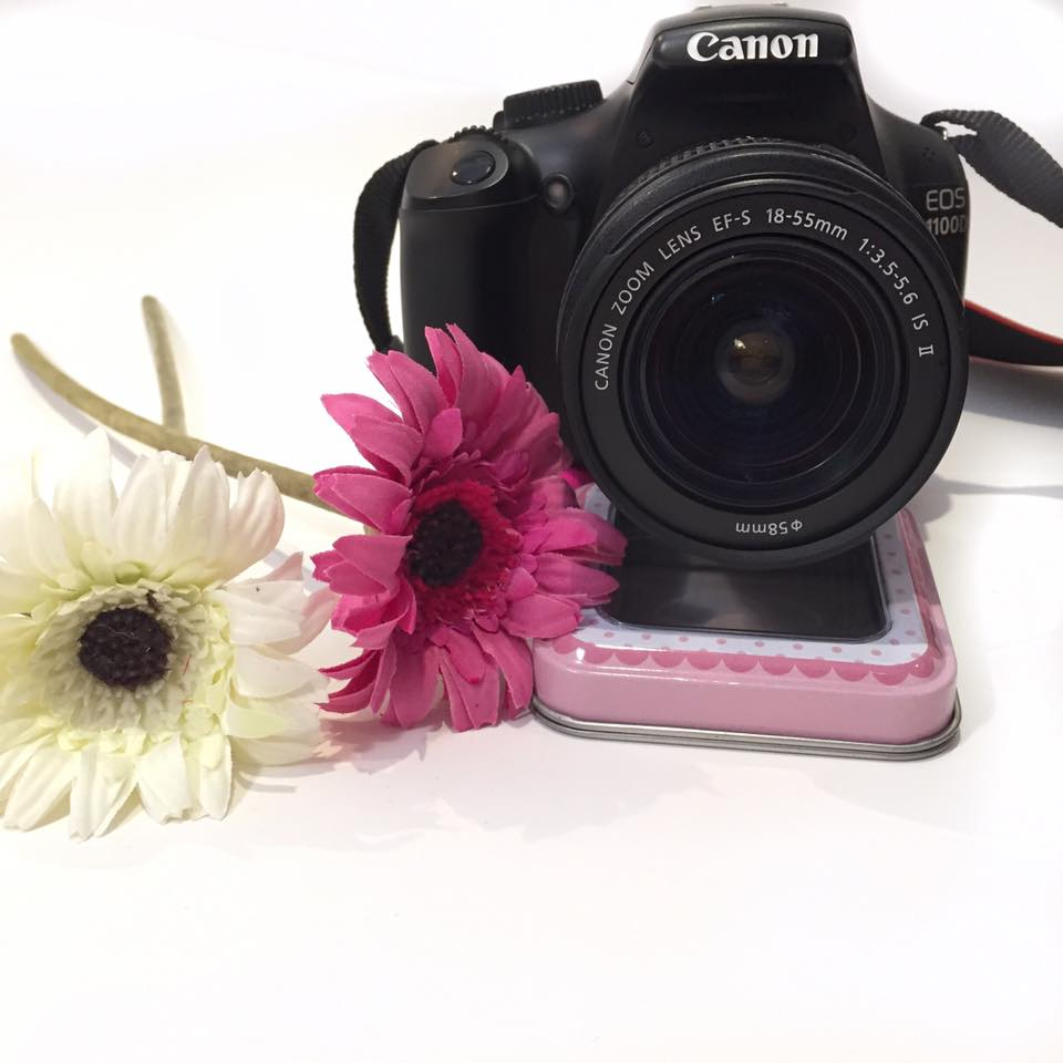 Always Using my Canon EOS 1100D