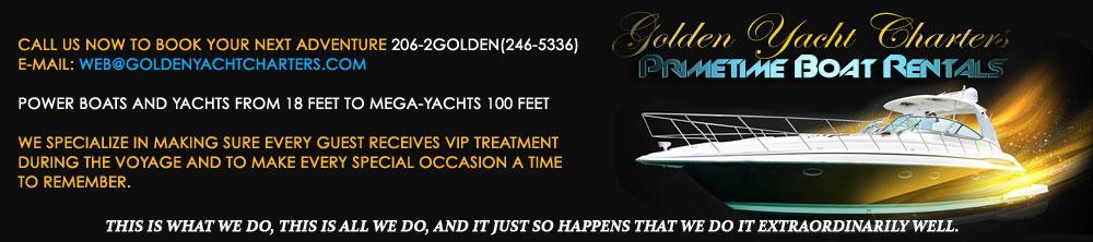 Golden Yacht Charters
