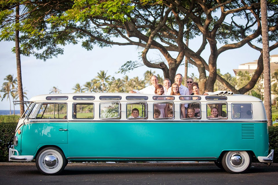 So Much Want! One-Of-A-Kind VW Microbus Stretch Limo Sold ...