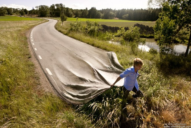 awesome road