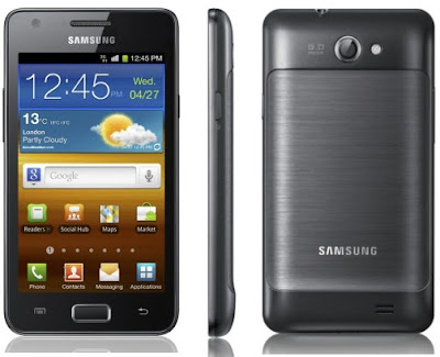 Samsung Galaxy R Review