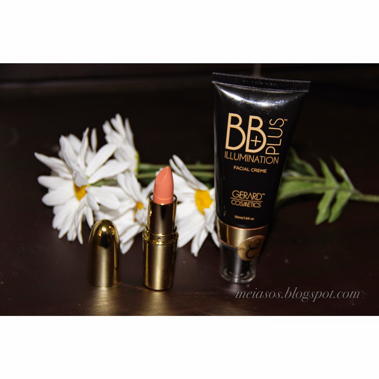 BB plus illumination facial creme review