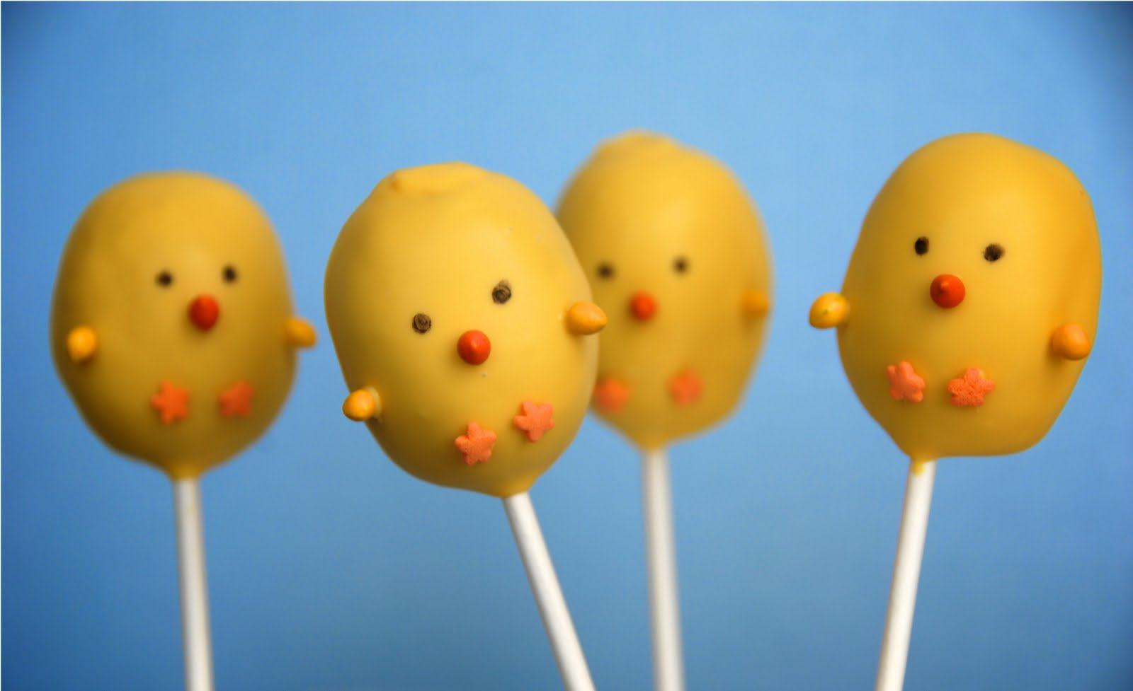 Cake Pop Designs For Easter : Delicious Easter Egg Cake Pops Ideas, Recipes