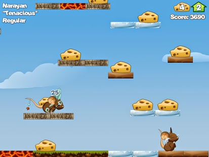 Run for Cheese Apk Android