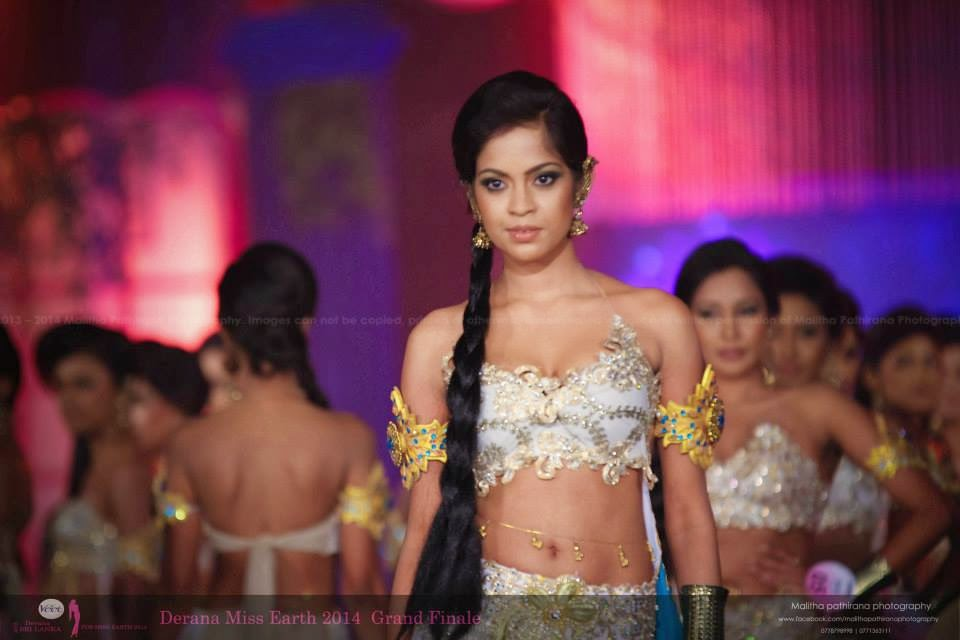 Derana Miss Earth 2014 Grand Finale
