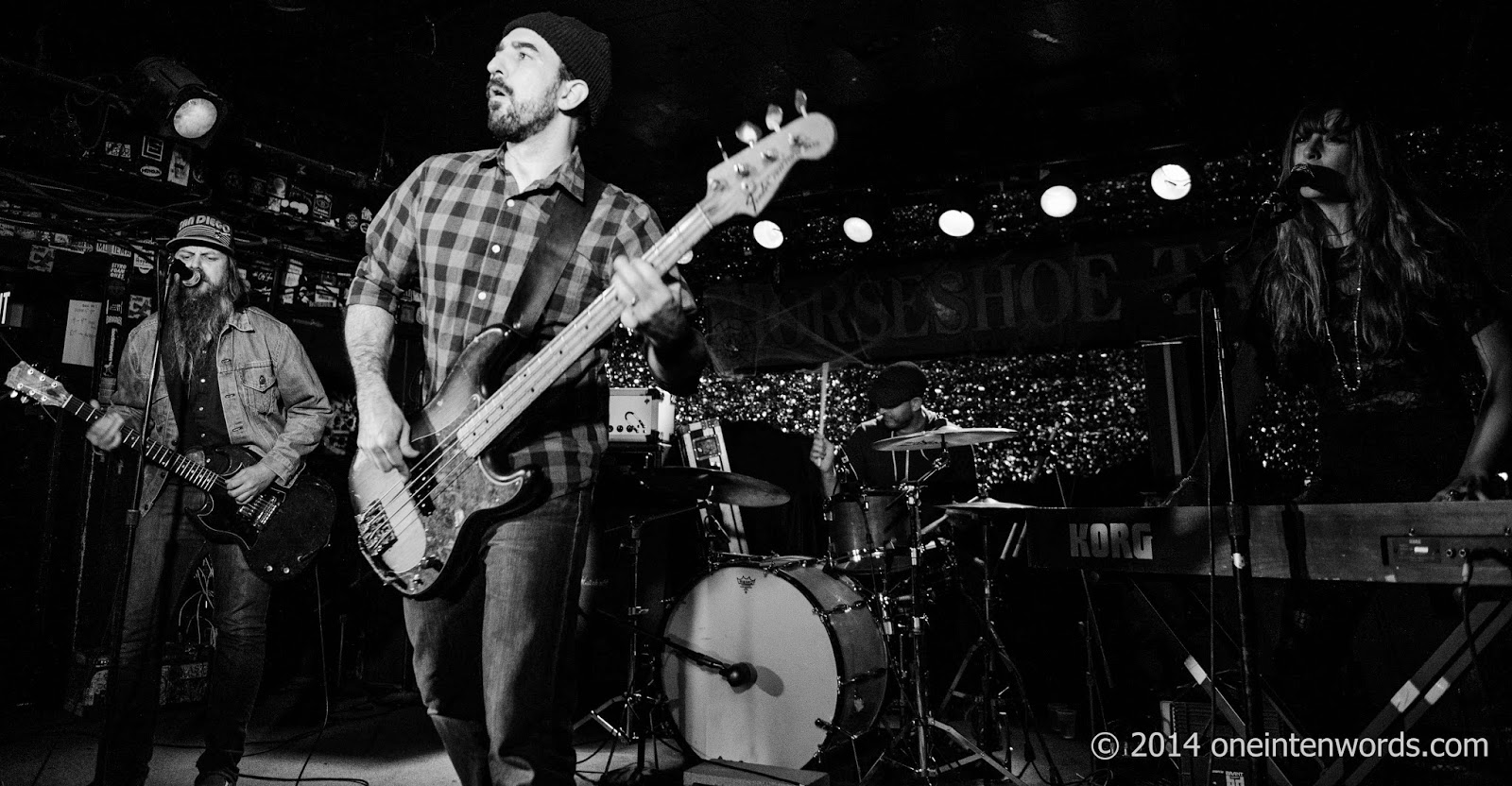 The Public Animal at The Horseshoe Tavern November 2, 2014 Photo by John at One In Ten Words oneintenwords.com toronto indie alternative music blog concert photography pictures