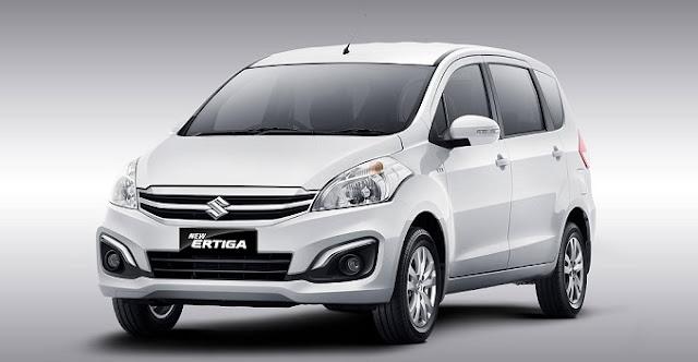 New Suzuki Ertiga 2015