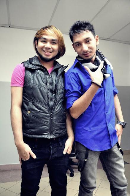 With Zizan Raja Lawak