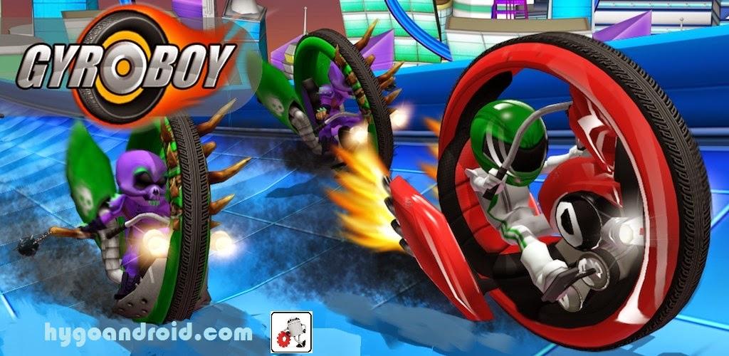 GyroBoy 3D v1.0 Apk MOD