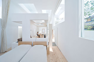 Casa N Interior. Sou Fujimoto