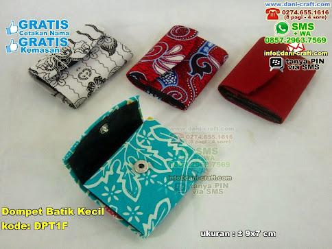 Dompet Batik Kecil Karton Kain Batik