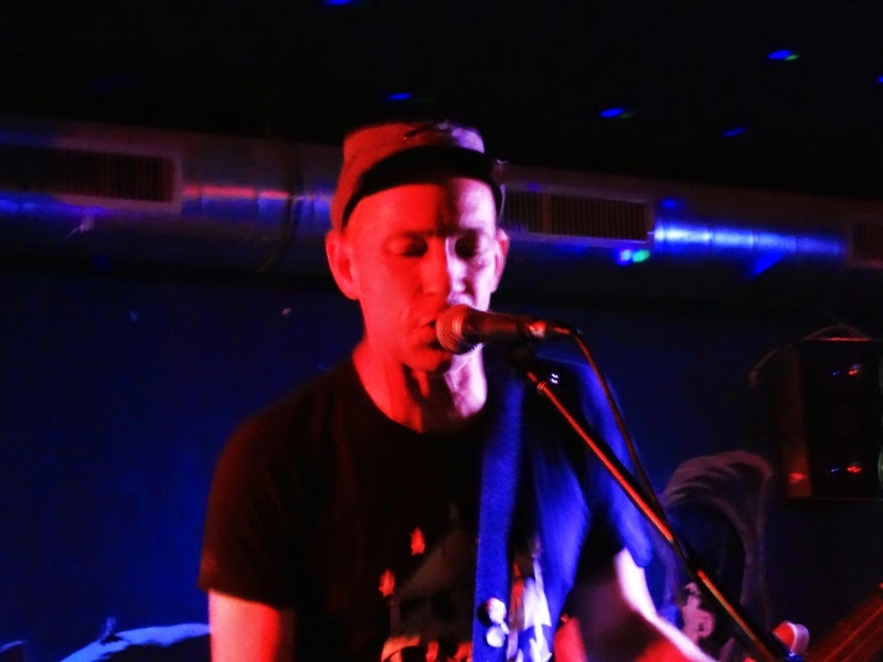 17.07.2014 Essen - Panic Room: Kepi Ghoulie
